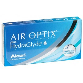 купить Air Optix plus HydraGlyde (3шт)