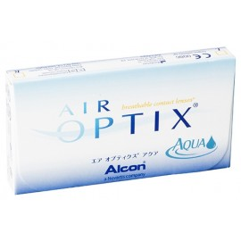 купить Air Optix Aqua (3шт)