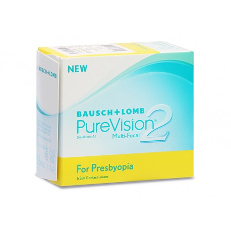 PureVision2 Multifocal (1шт)
