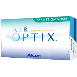 Air Optix for Astigmatism (3шт+1шт)