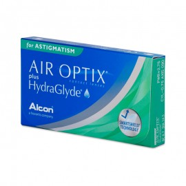 купить Air Optix plus Hydraglyde for Astigmatism