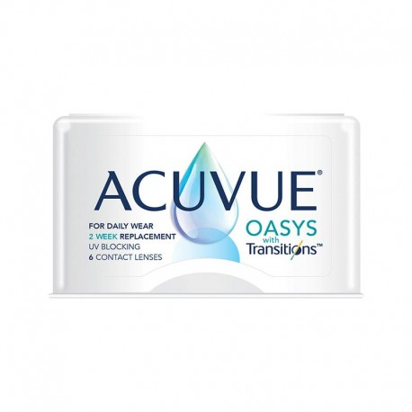 ACUVUE Oasys with Transitions (6шт)