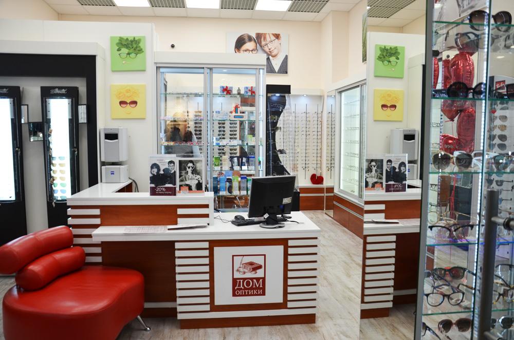 6aa756cf23a0 14 июня 2014 года торжественно открылся новый салон «Дом оптики» в ТРЦ  «Караван», что на ул.Героев Труда,7.
